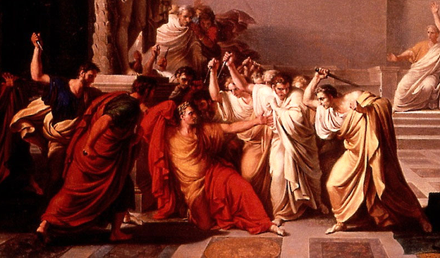 compare and contrast the characters of julius caesar and brutus